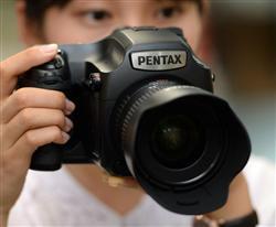 リコーイメージングのカメラ「PENTAX 645Z」